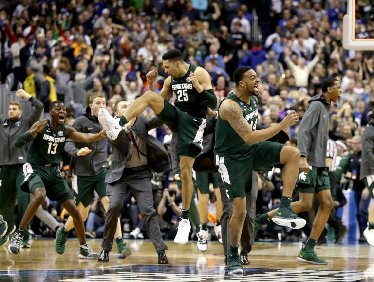 March Madness: Michigan State schakelt Duke uit
