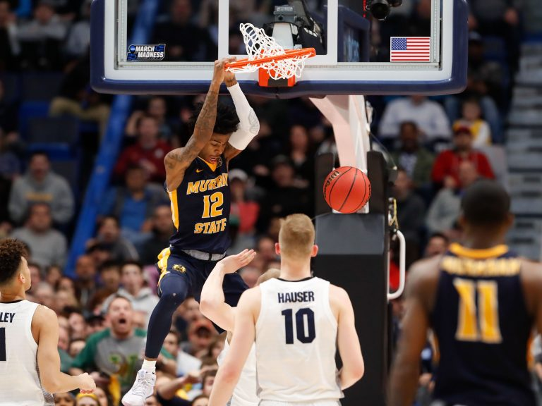 March Madness: JA Morant steelt show op dag 1