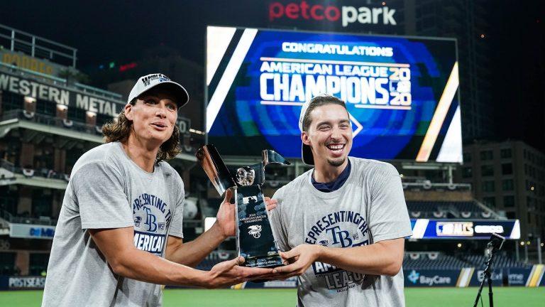 Rays naar de World Series, Dodgers dwingen Game 7 af
