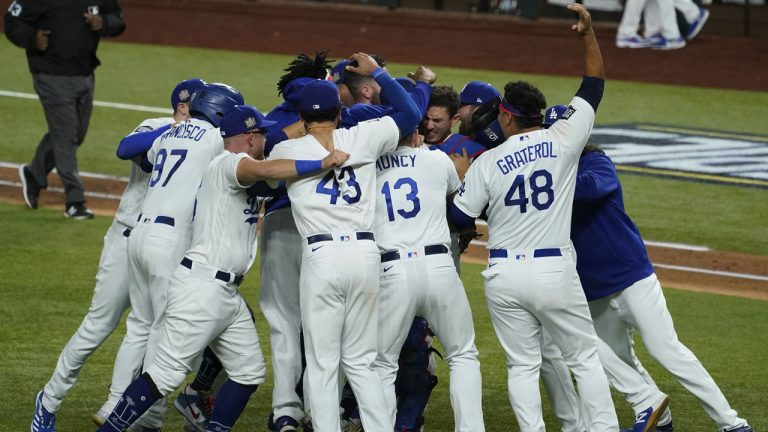 California Dreamin': LA Dodgers winnen World Series