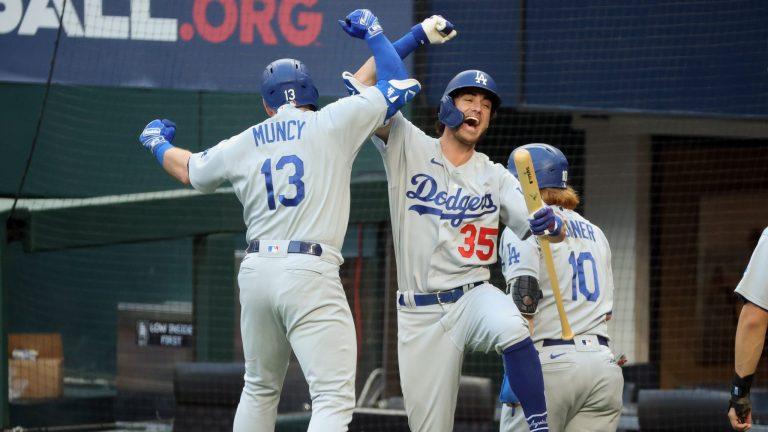 Astros grijpen strohalm, Dodgers rammen er op los