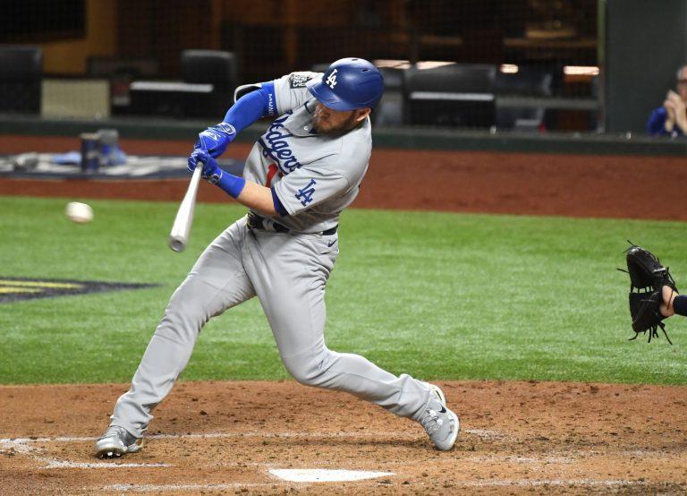 Oppermachtige Buehler helpt Dodgers aan voorsprong