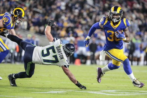 Game of the Week: Rams op bezoek bij de Seahawks