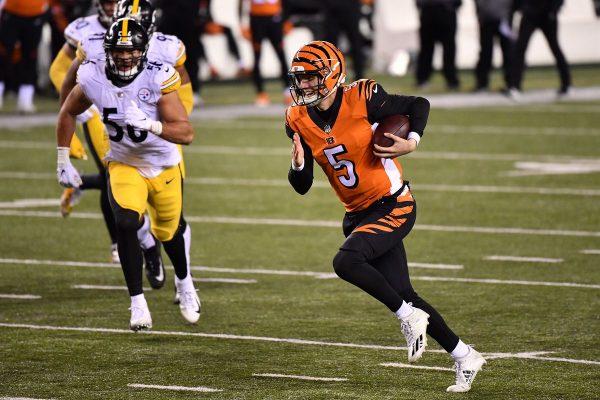 Steelers zakken verder weg tegen Bengals