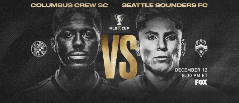 Columbus Crew en Seattle Sounders treffen elkaar in MLS-finale