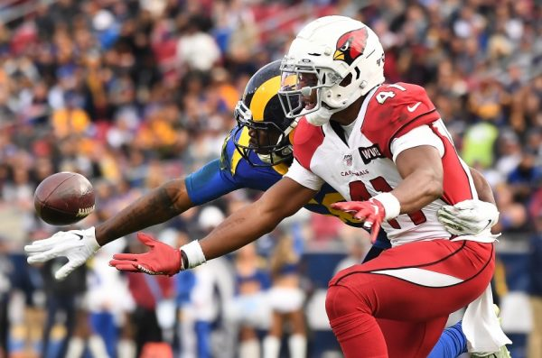 NFC: Packers #1, Cardinals grijpen mis