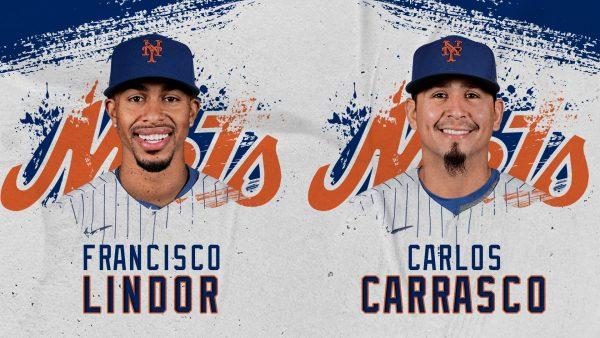 Mets gaan voor titel, halen Lindor en Carrasco