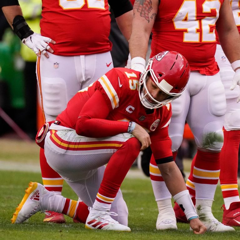 AFC Championship Game: met of zonder Mahomes?