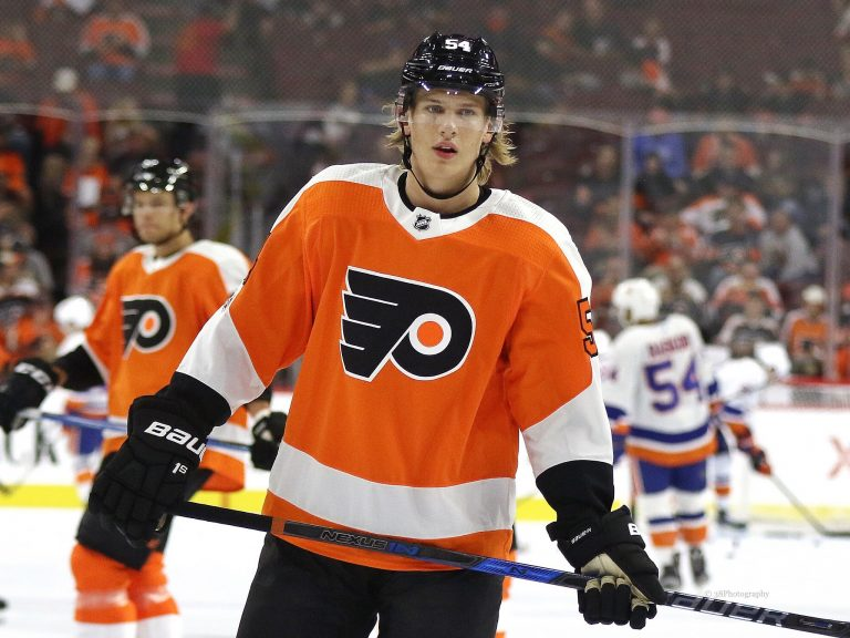 NHL weekly: Flyers met een verhaal, de Top 5 en een rondje
