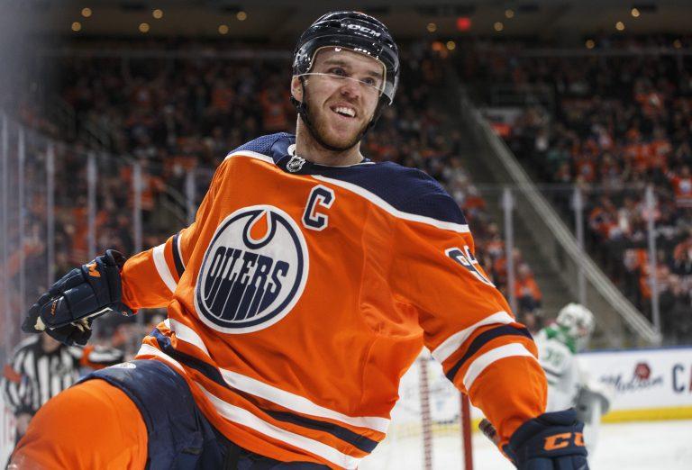 NHL weekly: het fenomeen McDavid, de Top 5 en het wekelijkse rondje
