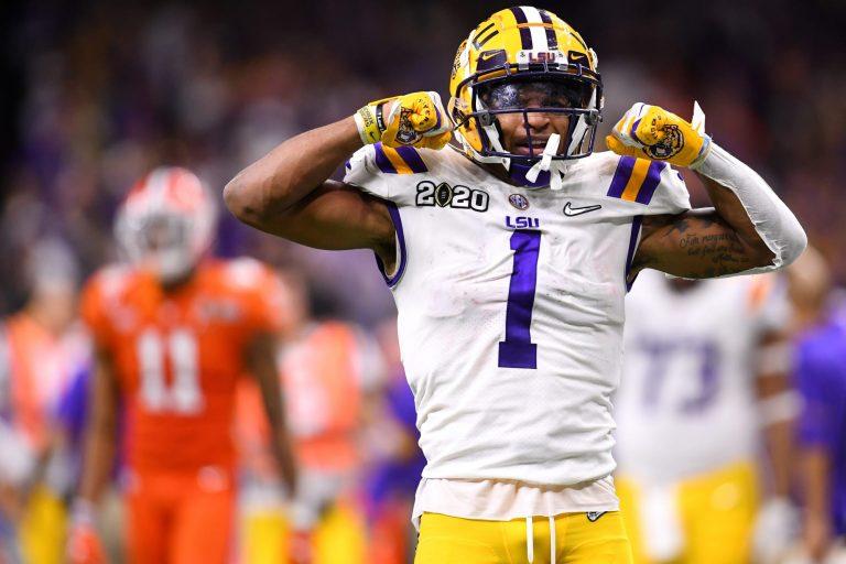 2021 NFL Draft WR Prospects: Ja'Marr Chase