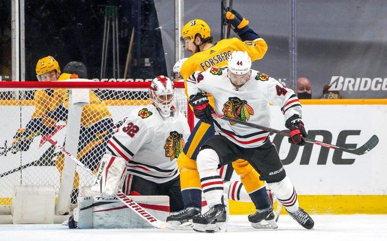 NHL weekly: Lankinen staat op, de Top 5 en het wekelijkse rondje