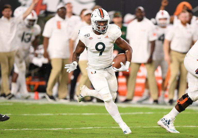 2021 NFL Draft TE Prospects: Brevin Jordan