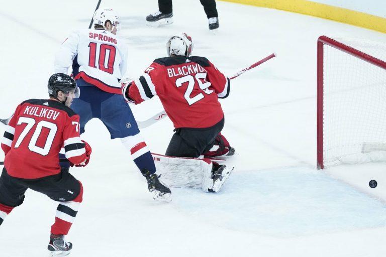 NHL weekly: de eerste helft van Sprong, de Top 5 en het Rondje