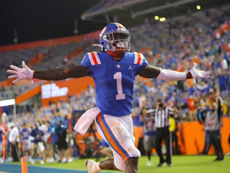 2021 NFL Draft WR Prospects: Rondale Moore, Kadarius Toney en de rest