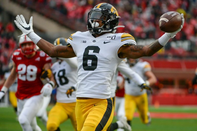 2021 NFL Draft WR prospects: Ihmir Smith-Marsette