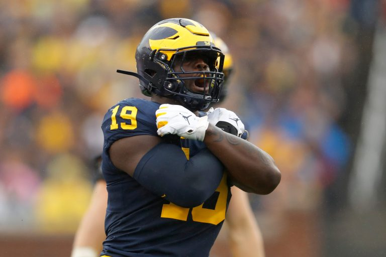 2021 NFL Draft EDGE Prospects: Kwity Paye