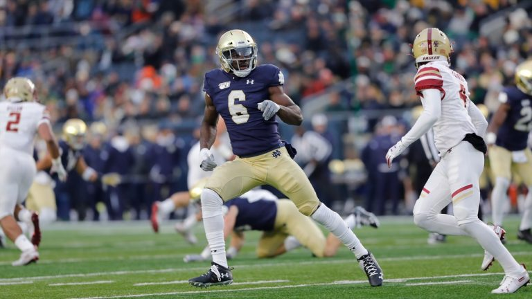2021 NFL Draft LB Prospects: Jeremiah Owusu-Koramoah