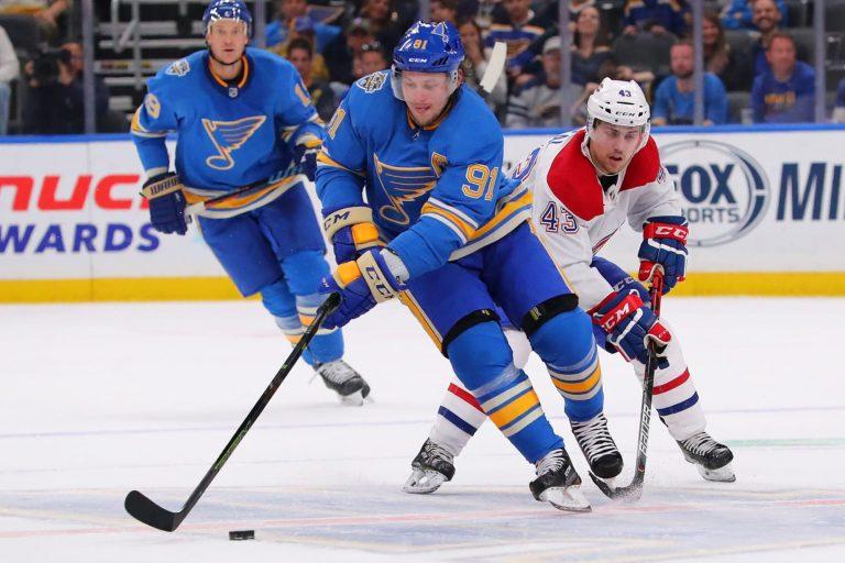 NHL weekly: treurmars in St. Louis, de Top 5 met Daniel Sprong