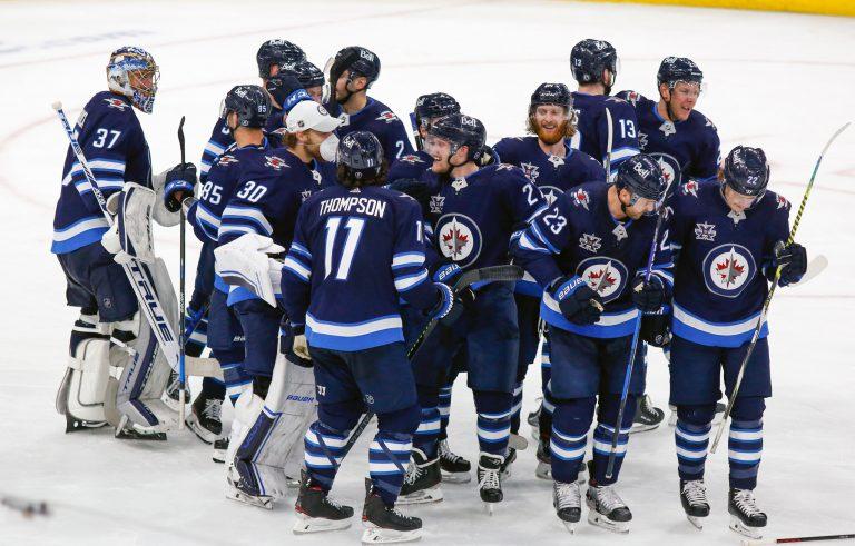 NHL play-offs: Sprong en Caps al klaar, bizarre comeback Jets