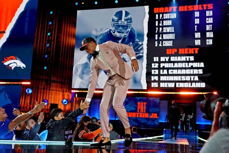 De winnaars en verliezers van de 2021 NFL Draft