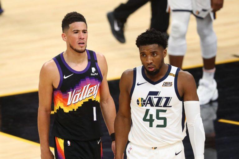 Suns en Jazz blijven stuivertje wisselen, Lakers dalen af naar play-in toernooi