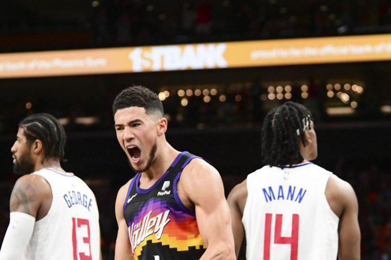 Hawks winnen Game 7, Suns openen conference finals met zege
