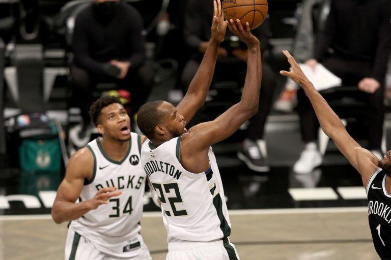 Durant en Giannis duelleren tijdens game 7: Bucks door naar conference finals