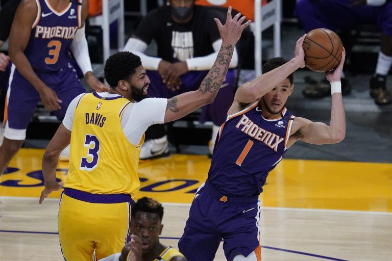 Devin Booker schakelt LeBron James uit, Clippers forceren Game 7