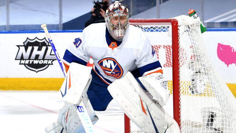 NHL play-offs: Islanders frustreren Lightning in Game 1