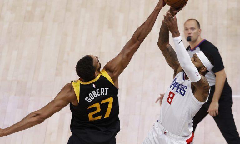 Gobert helpt Jazz langs Clippers, Nets zetten Bucks voor schut