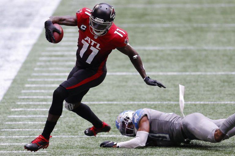 NFL Weekly: Julio Jones naar Titans, Rodgers (nog) niet naar Green Bay