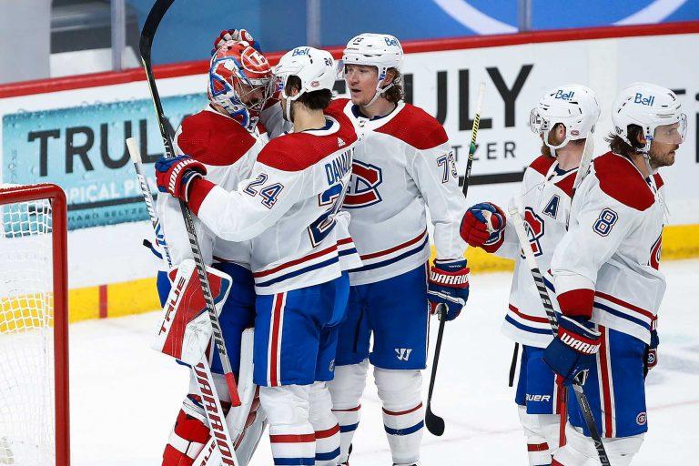NHL play-offs: Price niet te kloppen, Knights vechten terug