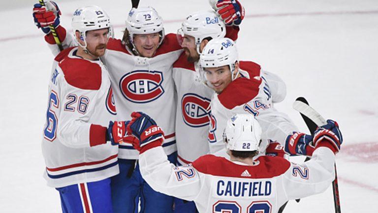 NHL play-offs: sterk optreden brengt Canadiens naast Knights