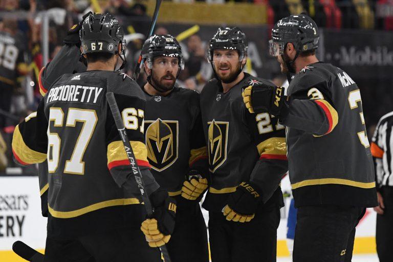 NHL play-offs: Golden Knights probleemloos voorbij Canadiens