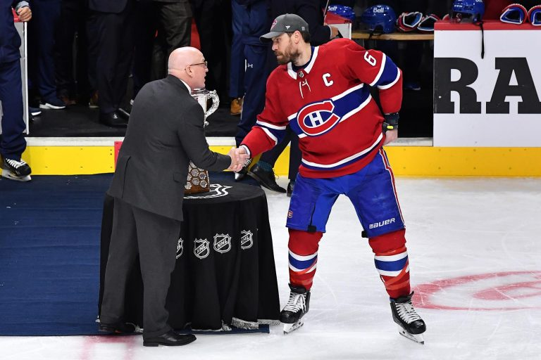 NHL play-offs: Lehkonen stuurt Canadiens naar SCF