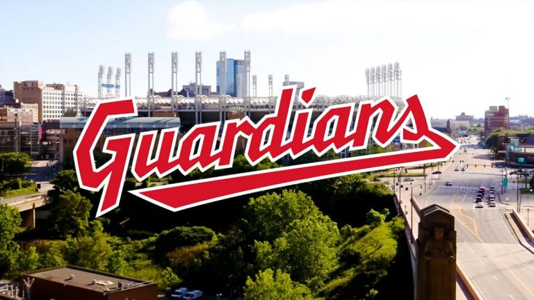 Cleveland Indians omgedoopt tot Cleveland Guardians