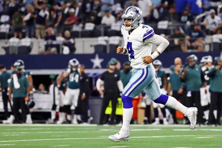 MNF: Cowboys winnen divisie-ontmoeting met Eagles