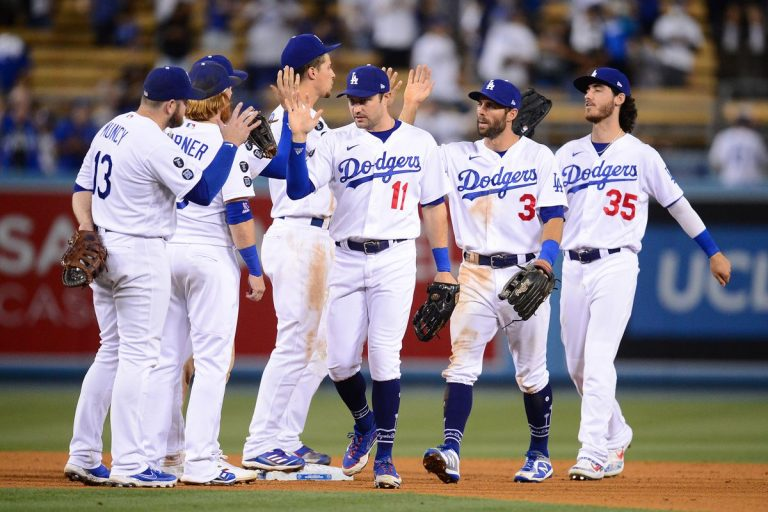 Dodgers halen voor negende jaar op rij de play-offs