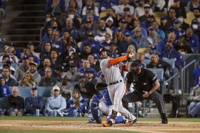 NLDS: Giants winnen na defensief top duel
