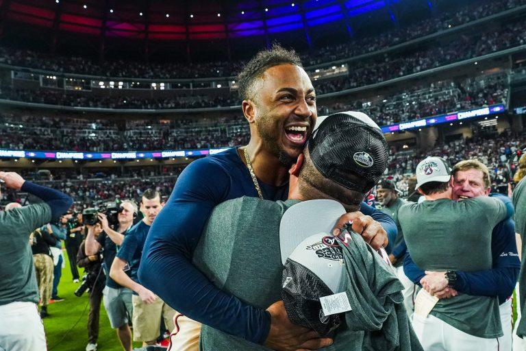 NLCS: Braves winnen pennant, bereiken World Series