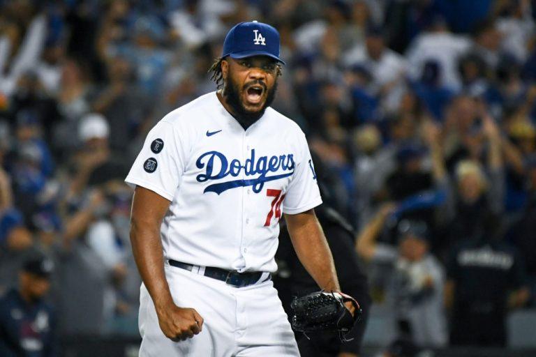 NLCS: Achtste inning helpt Dodgers aan eerste overwinning