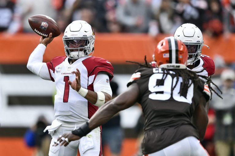 NFL op zondag: Cardinals blijven ongeslagen, Raiders herpakken zich