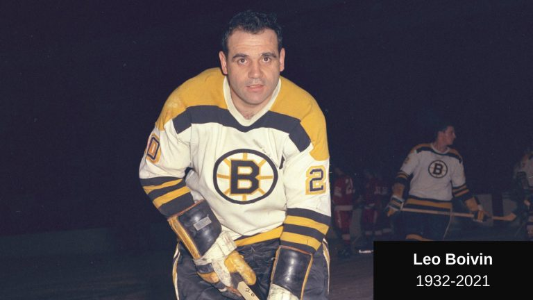 In Memoriam: Leo Boivin (1932 – 2021)