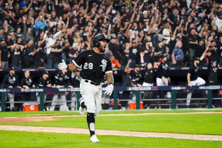 ALDS: Red Sox 'walk-off' Rays, White Sox rechten rug