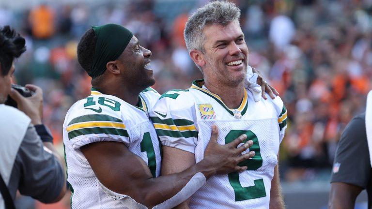 NFL op zondag: OT voor Packers en Bengals, Falcons winnen in Londen