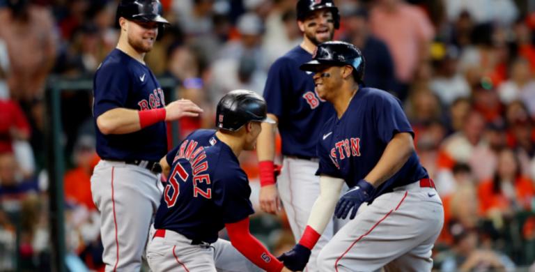 ALCS: Red Sox boeken ruime zege dankzij vroege grand slams