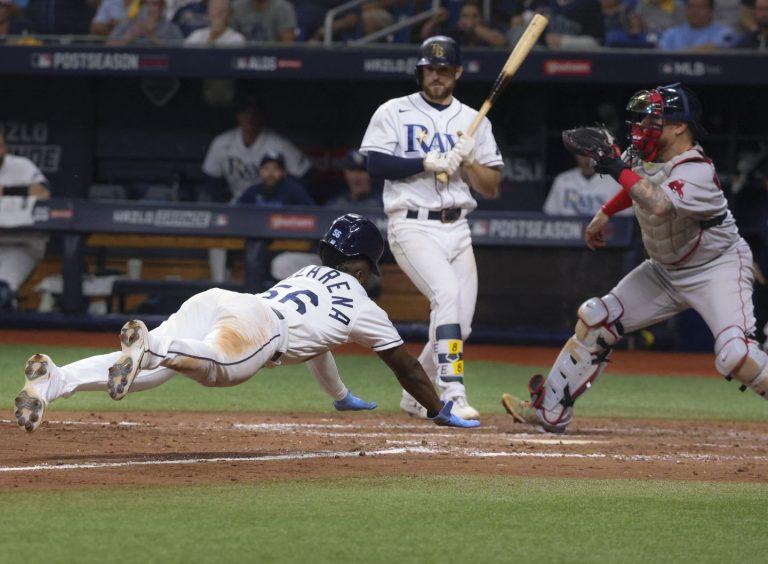 ALDS: Astros, Rays beginnen play-offs met overwinning
