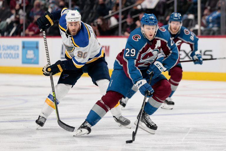 NHL Preview Central Division: wie gaat de strijd met de Colorado Avalanche aan?